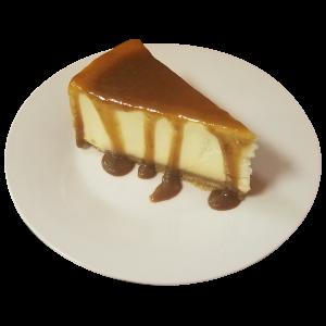 Jenny Lynd's Pizza - Cheesecake Espresso Glaze