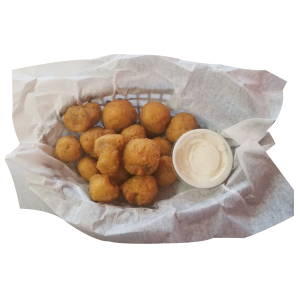 Jenny Lynd's Pizza - Fried Mushrooms