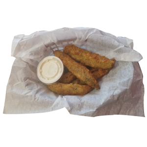 Jenny Lynd's Pizza - Fried Pickles