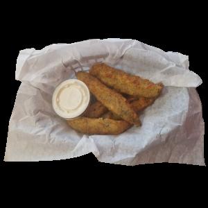 Jenny Lynd's Pizza - Fried Pickles