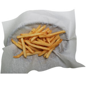 Jenny Lynd's Pizza - French Fries