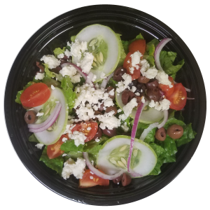 Jenny Lynd's Pizza - Greek Salad