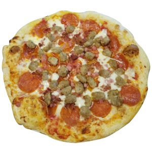 Jenny Lynd's Meat Lovers Pizza