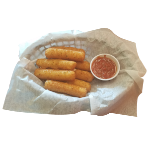 Jenny Lynd's Pizza - Mozzarella Sticks