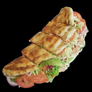 Jenny Lynd's Pizz-Sub