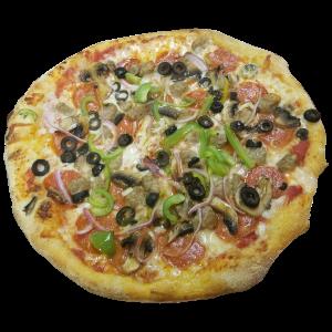Jenny Lynd's Supreme Pizza