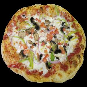 Jenny Lynd's Veggie Pizza