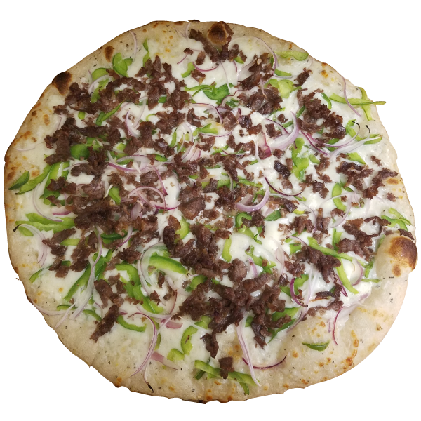 Philly Steak PIzza