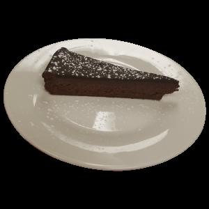 Flourless Chocolate Cake at Jenny Lynd's Pizza