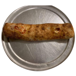 Stromboli at Jenny Lynd's Pizza